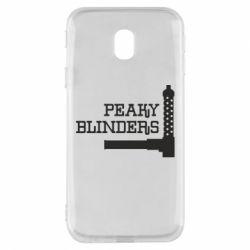 Чохол для Samsung J3 2017 Peaky Blinders and weapon