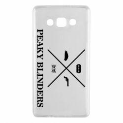 Чохол для Samsung A7 2015 Peaky Blinders I