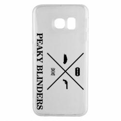 Чохол для Samsung S6 EDGE Peaky Blinders I