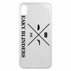 Чохол для iPhone Xs Max Peaky Blinders I
