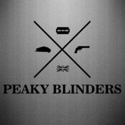 Наклейка Peaky Blinders I