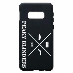 Чохол для Samsung S10e Peaky Blinders I
