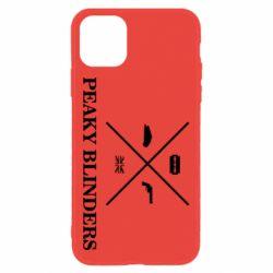 Чохол для iPhone 11 Peaky Blinders I