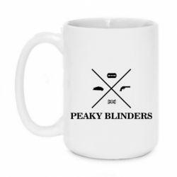 Кружка 420ml Peaky Blinders I
