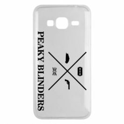 Чохол для Samsung J3 2016 Peaky Blinders I