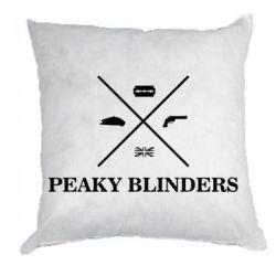 Подушка Peaky Blinders I