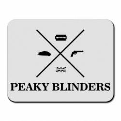 Килимок для миші Peaky Blinders I