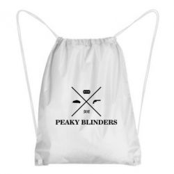 Рюкзак-мішок Peaky Blinders I