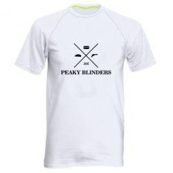 Чоловіча спортивна футболка Peaky Blinders I