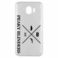 Чохол для Samsung J4 Peaky Blinders I