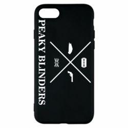 Чохол для iPhone 7 Peaky Blinders I