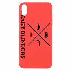 Чохол для iPhone X/Xs Peaky Blinders I