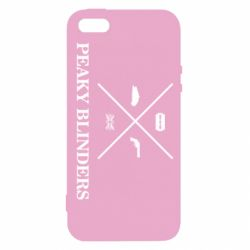 Чохол для iphone 5/5S/SE Peaky Blinders I