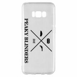 Чохол для Samsung S8+ Peaky Blinders I