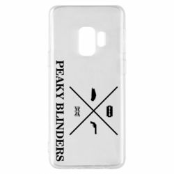Чохол для Samsung S9 Peaky Blinders I