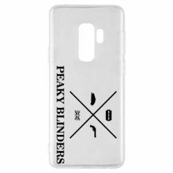 Чохол для Samsung S9+ Peaky Blinders I
