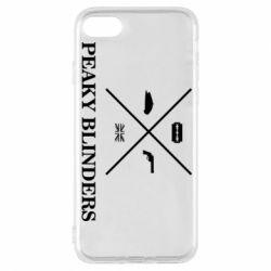 Чохол для iPhone 8 Peaky Blinders I