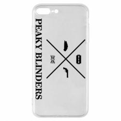 Чохол для iPhone 8 Plus Peaky Blinders I