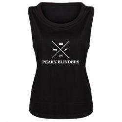 Майка жіноча Peaky Blinders I
