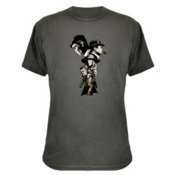 Камуфляжна футболка Peaky Blinders season 2
