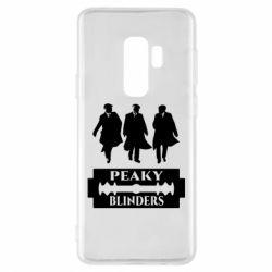 Чохол для Samsung S9+ Peaky Blinders