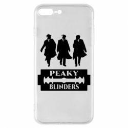 Чохол для iPhone 8 Plus Peaky Blinders