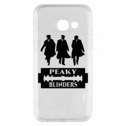 Чохол для Samsung A3 2017 Peaky Blinders