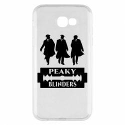 Чохол для Samsung A7 2017 Peaky Blinders