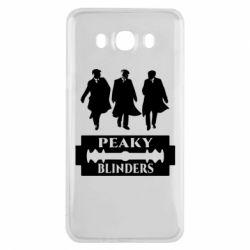 Чохол для Samsung J7 2016 Peaky Blinders