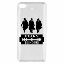 Чохол для Xiaomi Mi 5s Peaky Blinders