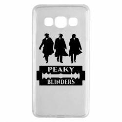 Чохол для Samsung A3 2015 Peaky Blinders