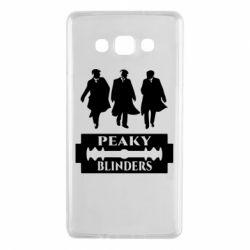 Чохол для Samsung A7 2015 Peaky Blinders