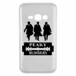 Чохол для Samsung J1 2016 Peaky Blinders