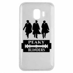 Чохол для Samsung J2 2018 Peaky Blinders