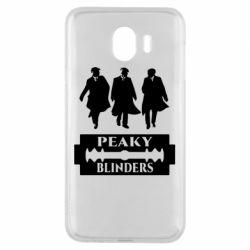 Чохол для Samsung J4 Peaky Blinders