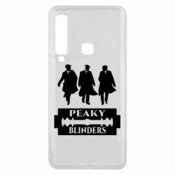 Чохол для Samsung A9 2018 Peaky Blinders