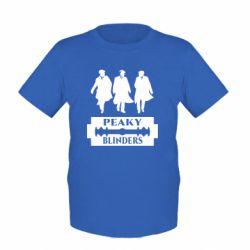Дитяча футболка Peaky Blinders