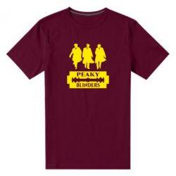 Чоловіча стрейчева футболка Peaky Blinders