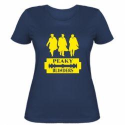 Жіноча футболка Peaky Blinders