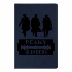 Блокнот А5 Peaky Blinders