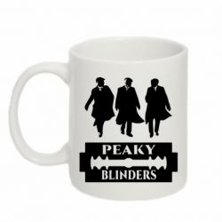 Кружка 320ml Peaky Blinders