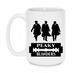 Кружка 420ml Peaky Blinders