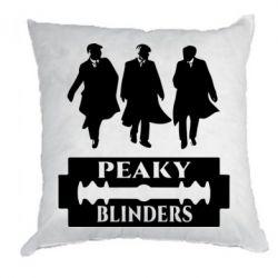 Подушка Peaky Blinders