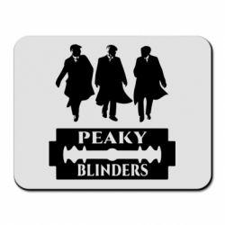 Килимок для миші Peaky Blinders