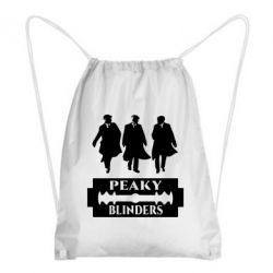 Рюкзак-мішок Peaky Blinders