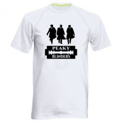 Чоловіча спортивна футболка Peaky Blinders