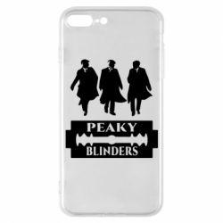 Чохол для iPhone 7 Plus Peaky Blinders