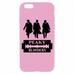 Чохол для iPhone 6/6S Peaky Blinders