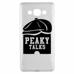 Чехол для Samsung A5 2015 Peaky talks