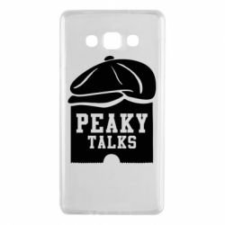 Чехол для Samsung A7 2015 Peaky talks